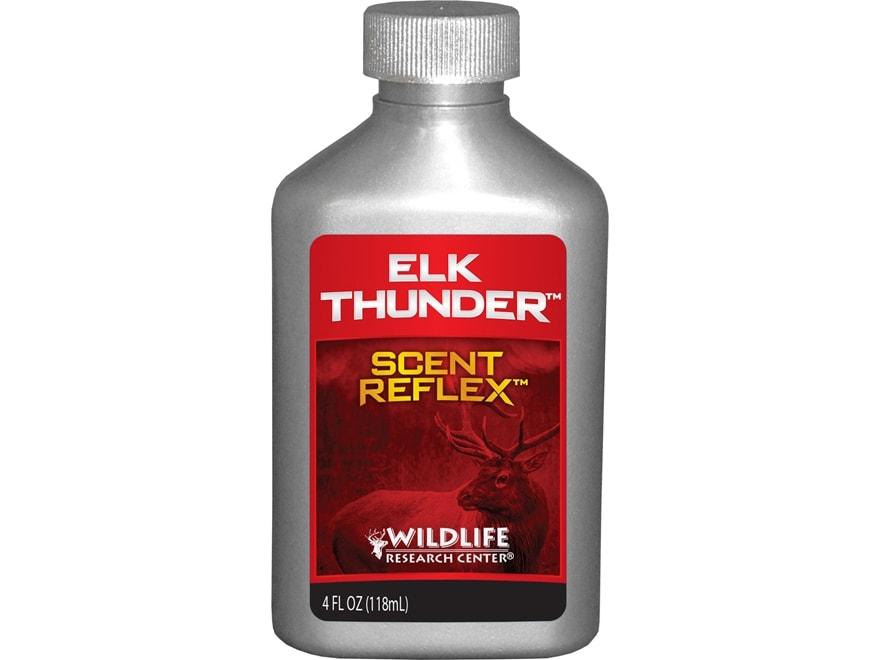 Wildlife Research Center Elk Thunder Synthetic Elk Scent Liquid 4 oz