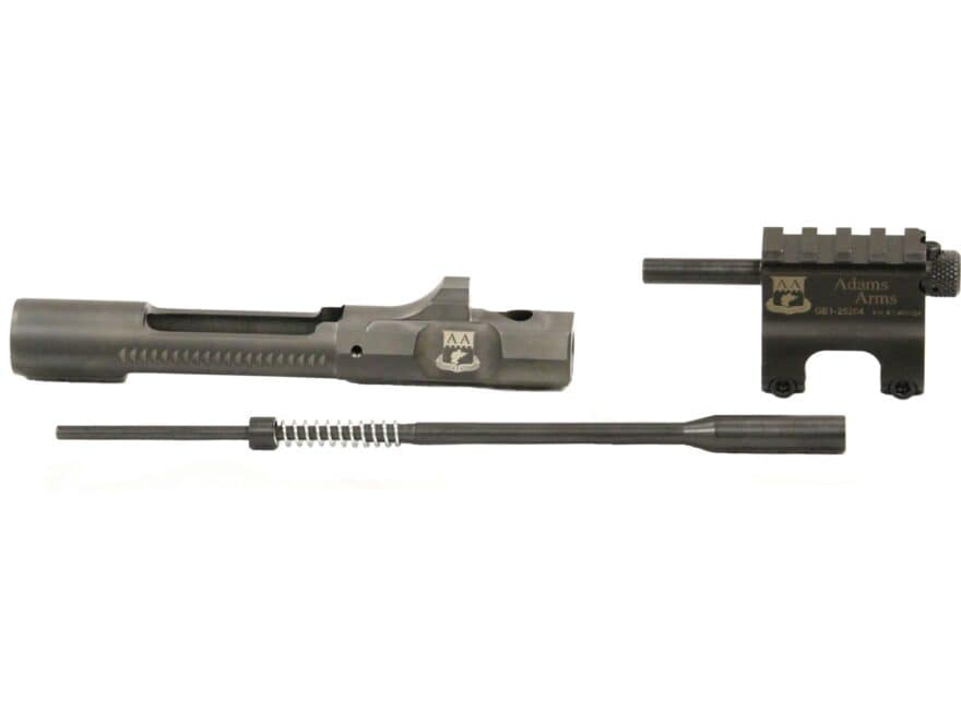 "Adams Arms Gas Piston Conversion Kit AR-15 .750"" Picatinny Gas Block"
