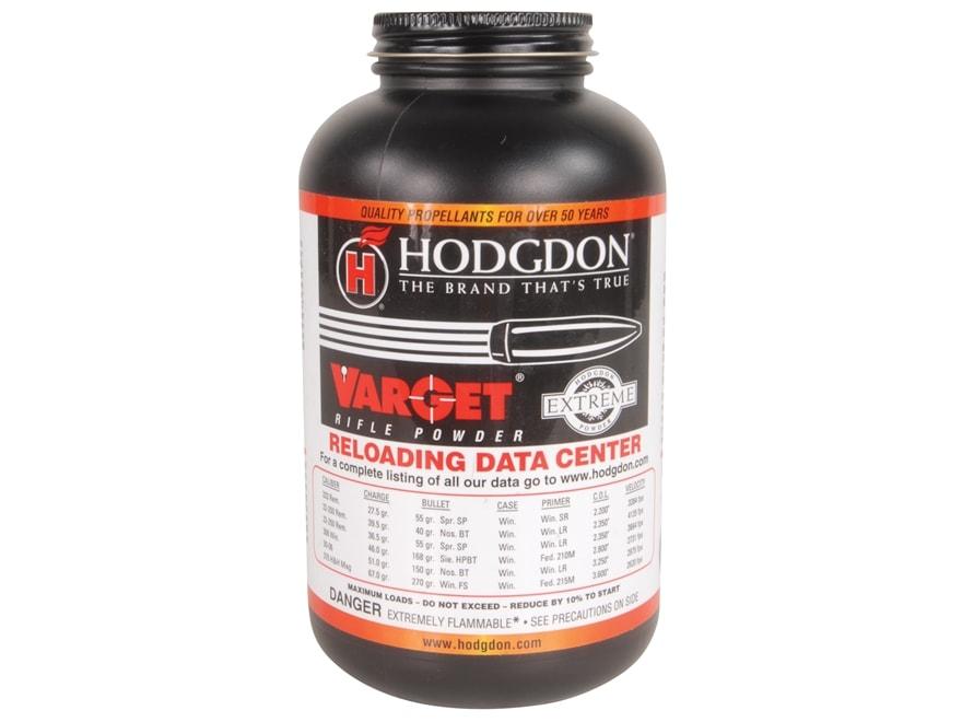Hodgdon Varget Smokeless Powder