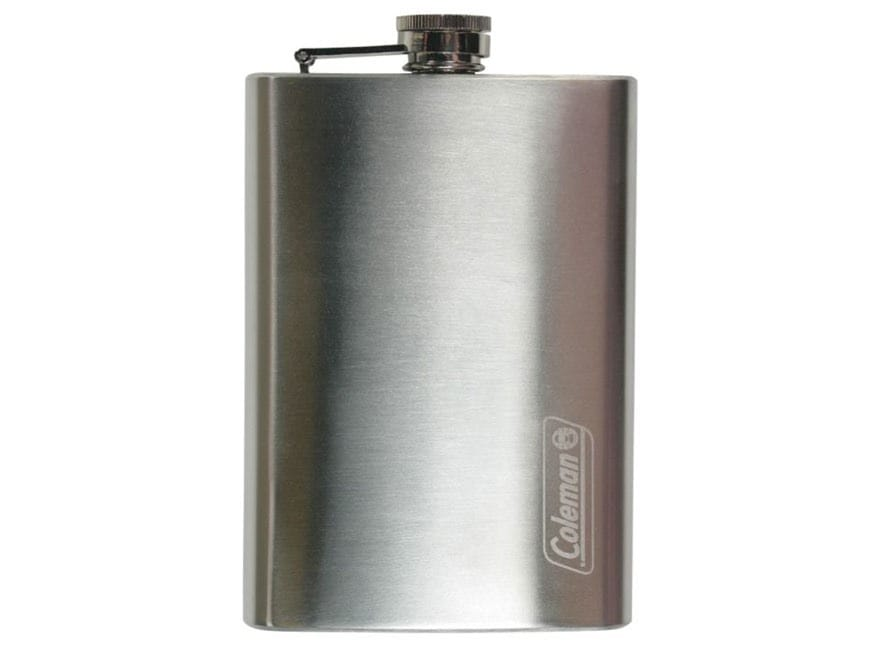 Coleman 8 oz Stainless Steel Flask