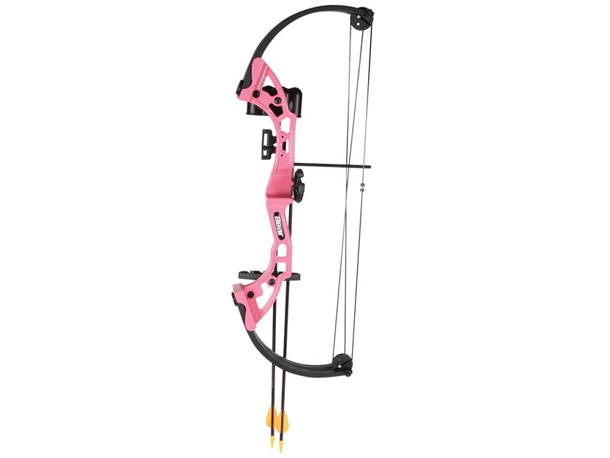 Bear Archery Brave Youth Compound Bow Package