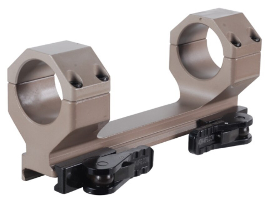 American Defense Delta 1-Piece Quick Release Scope Mount Picatinny-Style with 30mm Ring...