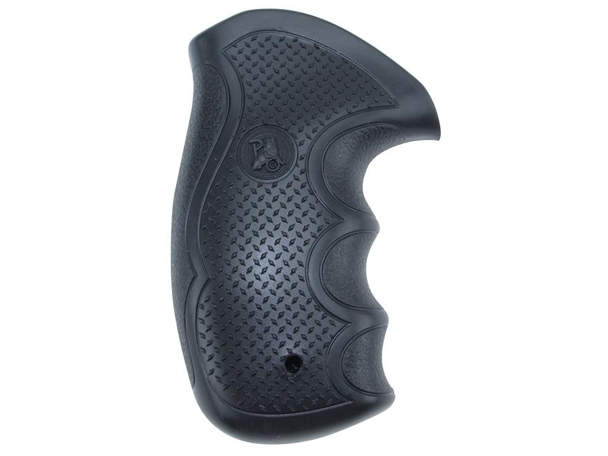 Pachmayr Diamond Pro Grip Rubber Black