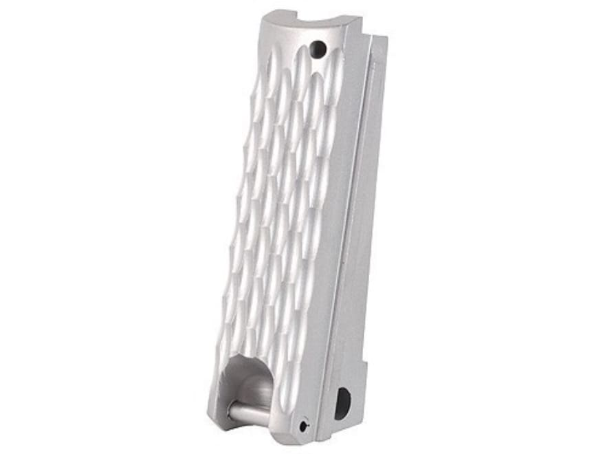 Ed Brown Mainspring Housing with Lanyard Loop Flat 1911 Government, Commander Chainlink