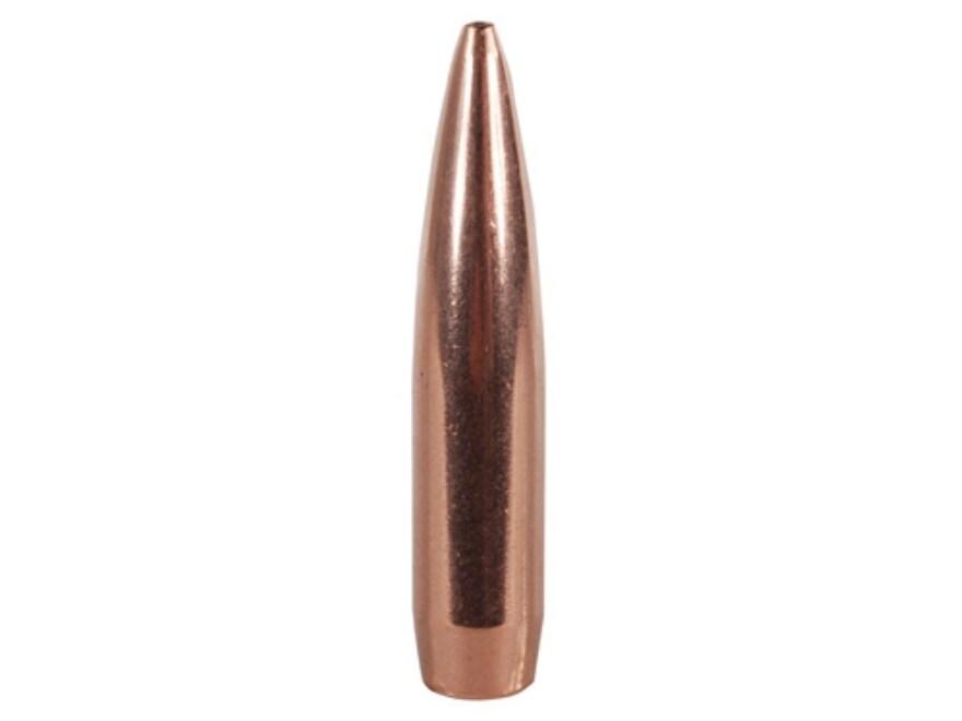 Hornady Match Bullets 30 Caliber (308 Diameter) 155 Grain Hollow Point Boat Tail