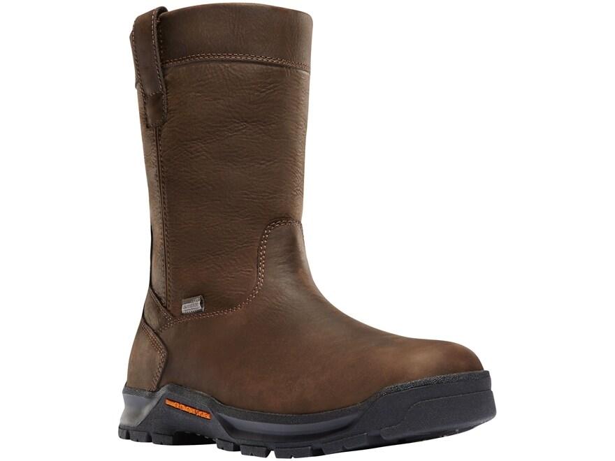 """Danner Crafter Wellington 11"""" Waterproof Work Boots Leather Men's"""
