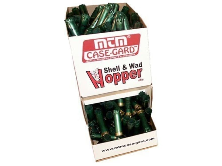 MTM Shotshell and Wad Hopper Package of 2