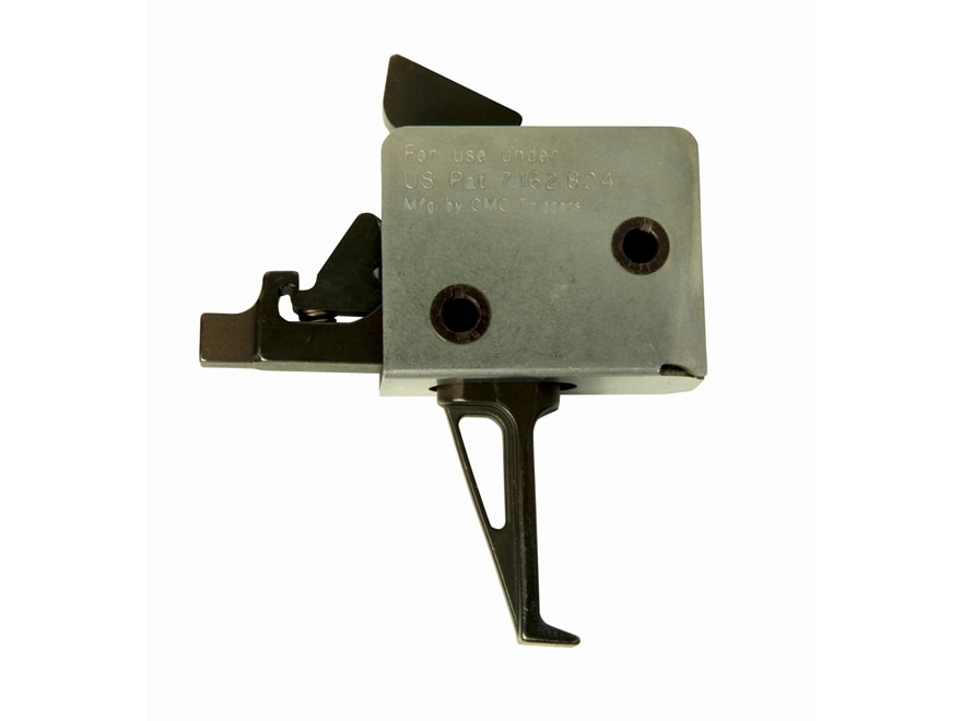 """CMC Triggers 2-2 Match Grade Drop-In Trigger Group AR-15, LR-308 Small Pin .154"""" Two St..."""