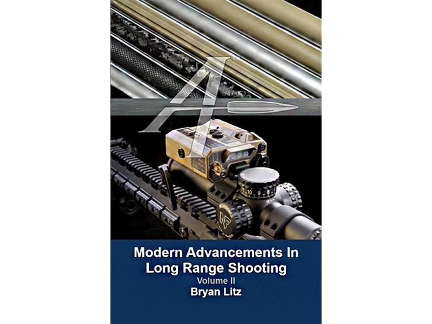 "Applied Ballistics ""Modern Advancements in Long Range Shooting Volume 2"" Book by Bryan ..."