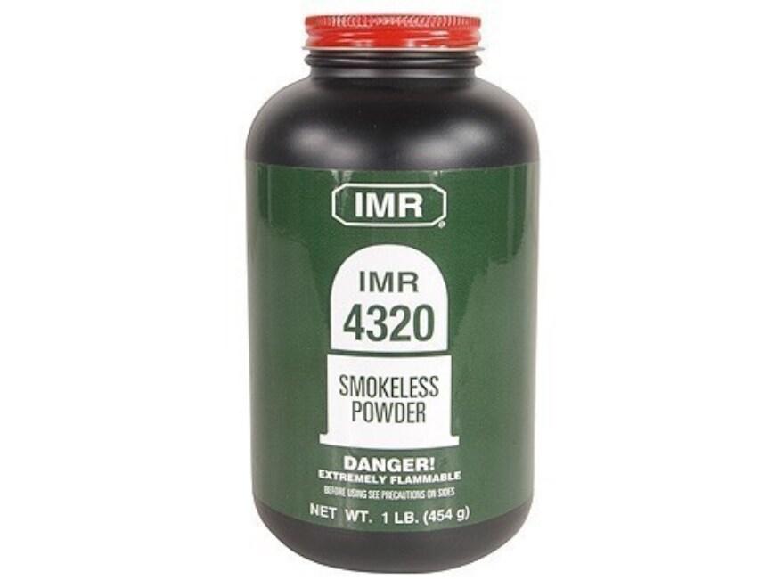 IMR 4320 Smokeless Powder