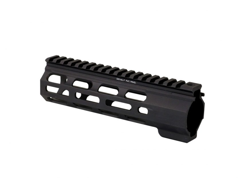 Samson SXS Series M-Lok Free Float Handguard AR-15 Aluminum Matte