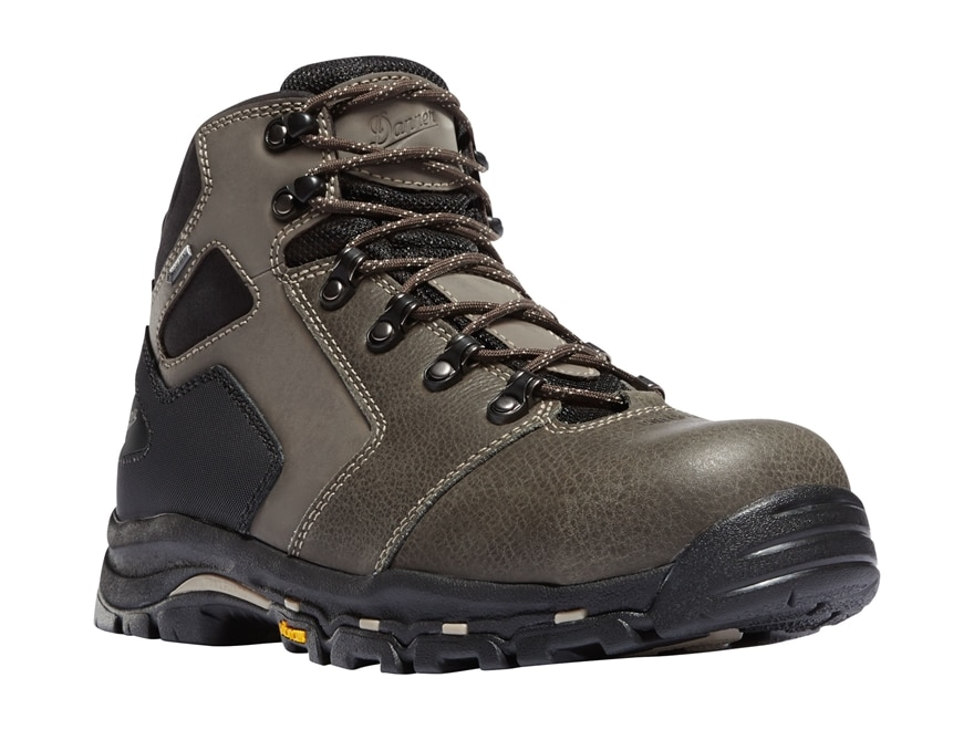 "Danner Vicious 4.5"" Non-Metallic Safety Toe Work Boots Leather Men's"