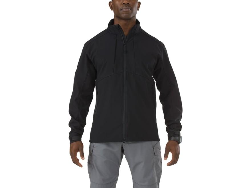 5.11 Men's Sierra Softshell Jacket Polyester