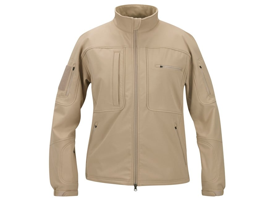 Propper Men's BA Softshell Jacket Polyester and Spandex