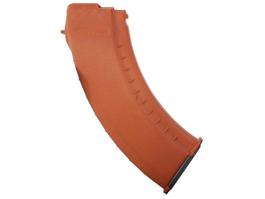 TAPCO Intrafuse Smooth Side Low Drag Magazine AK-47 7.62x39mm 30-Round Polymer