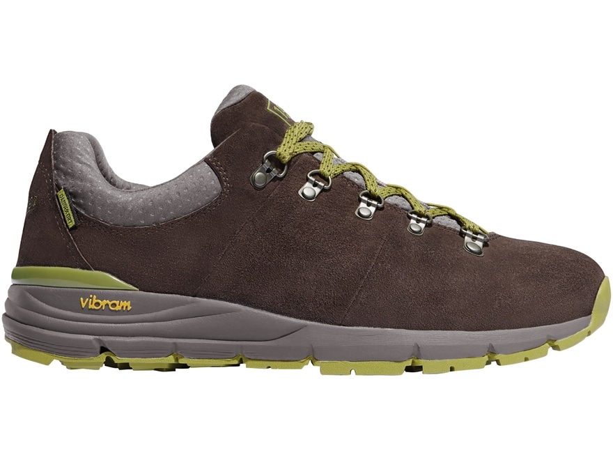 "Danner Mountain 600 Low 3"" Waterproof Hiking Shoes Suede Men's"