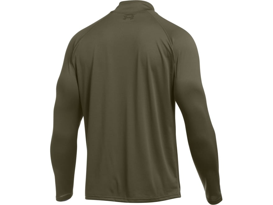 Under Armour Men 39 S Ua Tac Tech 1 4 Zip Shirt Long Upc