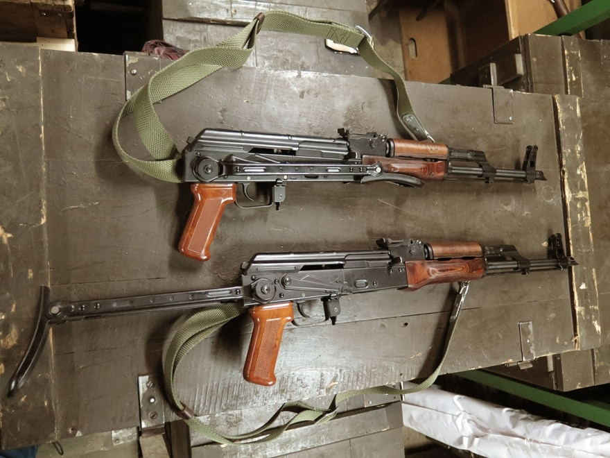how to build an ak 47 from a parts kit